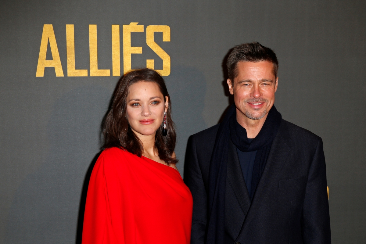 Brad Pitt and Marion Cotillards Passion in a New Video