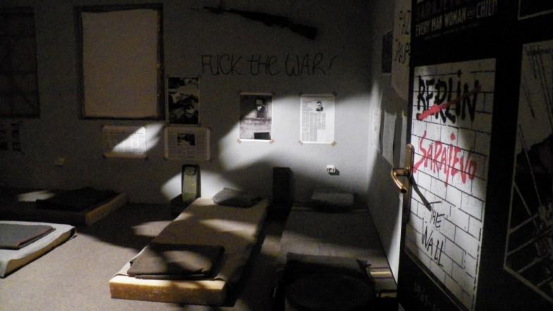 Sarajevo War Hostel recreates life during siege of city