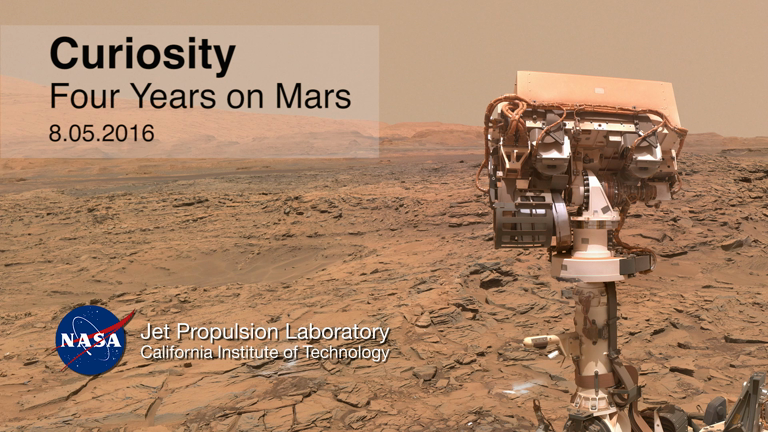 It's five years since Curiosity left for Mars – here's what it found