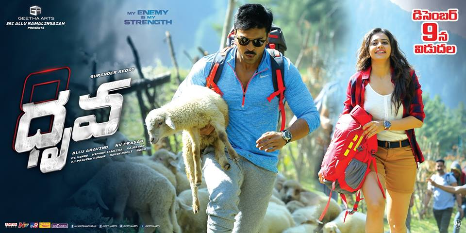 Dhruva Overseas Distribution Rights Sold For Record Price Ram Charan Film Set For Release In
