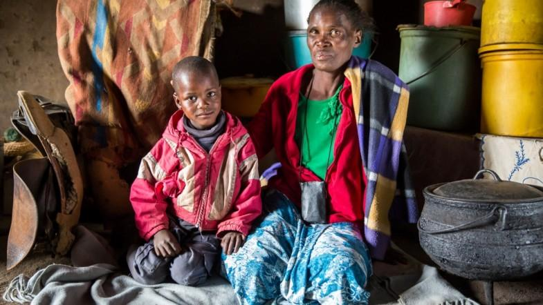 Vodafone Foundation helps save mothers' and children's lives in one of the world's worst HIV hotspots