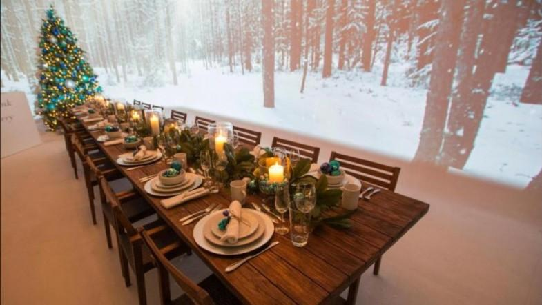 What Christmas dinner looks like around the world