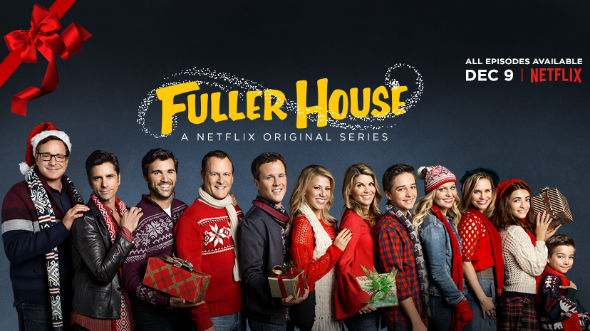 Full House Christmas Episodes.Fuller House Season 3 Update Air Date And Promo Dj
