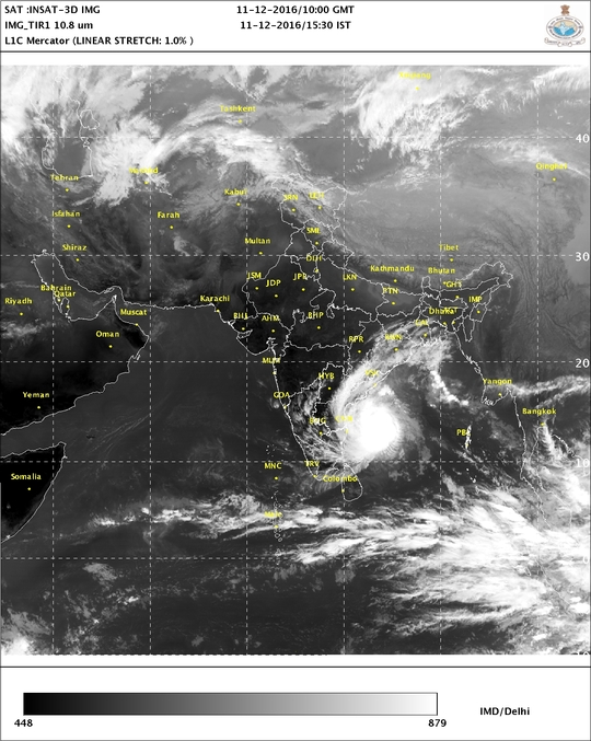 indian weather satellite map live