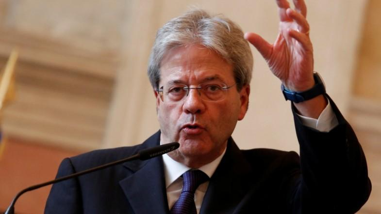 Italys new prime minister confirmed as Paolo Gentiloni following resignation of Matteo Renzi