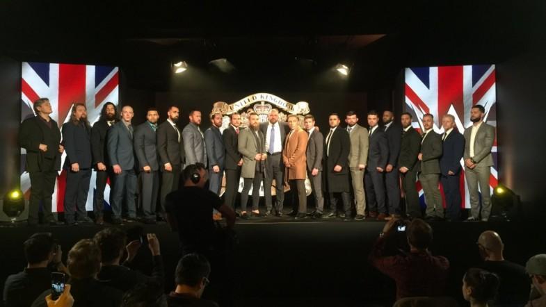 WWE legend Triple H announces UK Championship