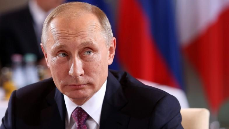 Russian President Vladimir Putin calls for nationwide ceasefire in Syria