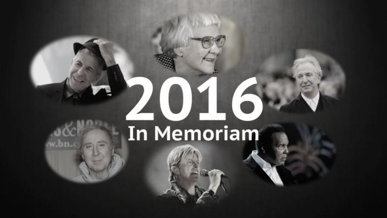 David Bowie, Prince, Gene Wilder: 2016 In Memoriam