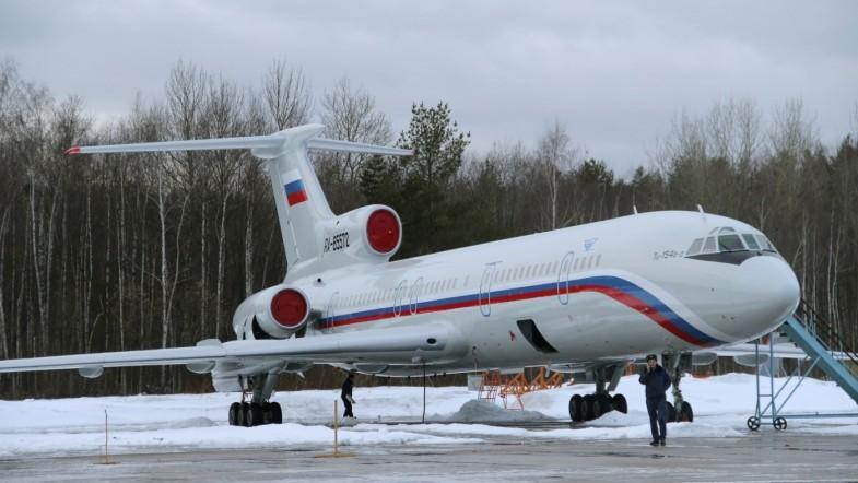 Tu-154 Russia plane crash: Massive search operation launched