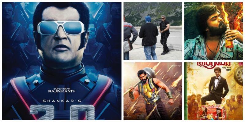 D English Movies In Chennai
