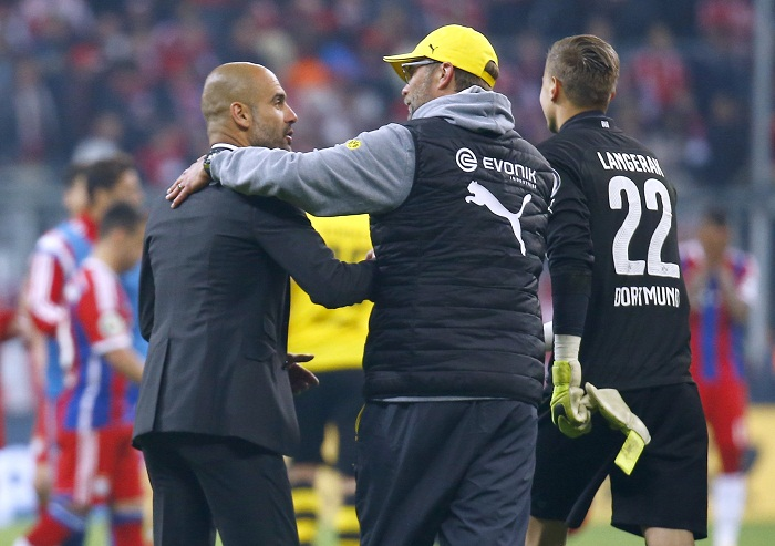Liverpool vs Manchester City: A look at Klopp and ...