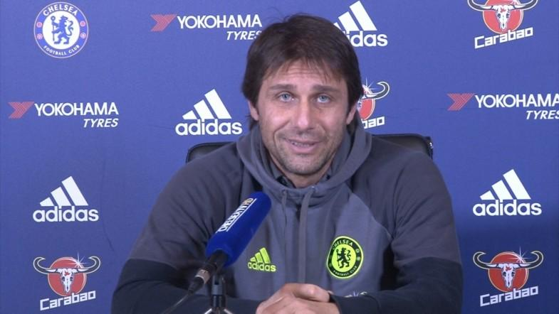 Antonio Conte to review Chelseas youth options before spending money from sale of Oscar