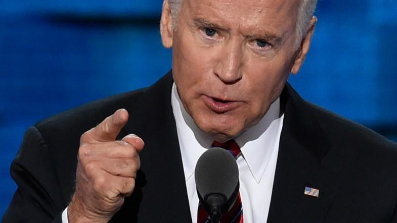 Joe Biden tells Donald Trump to grow up