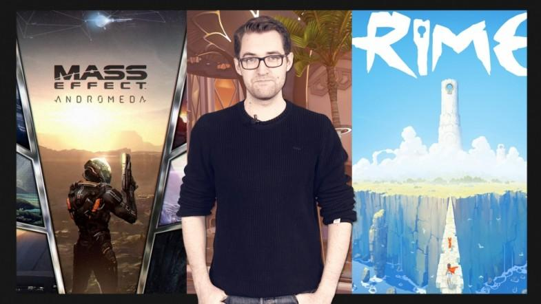 Video game news round-up: Mass Effect Andromeda release date, new Overwatch map and Rime