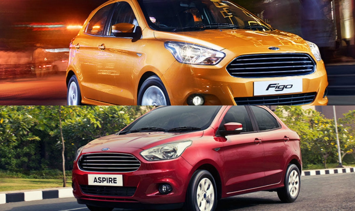 2017 Ford Figo And Aspire To Drop Some Of The Features