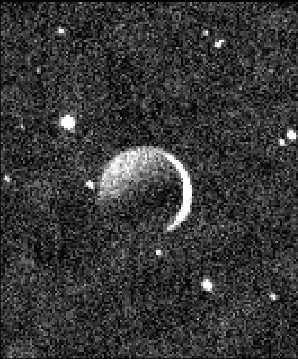 Kerberos Moon Of Plluto: NASA's New Horizons: Amazing New Image Of Pluto's Biggest