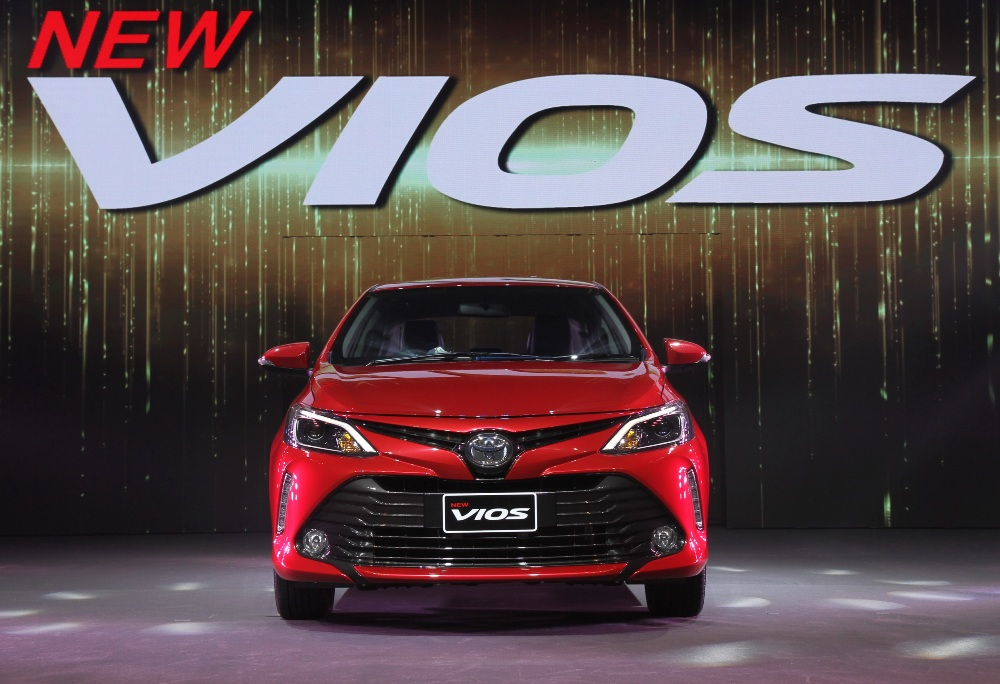 New Toyota Vios To Be Launched In India By 2017 End To