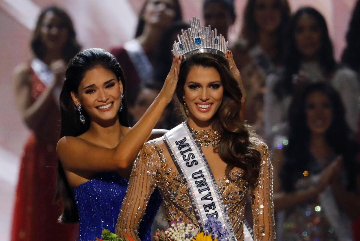 Miss Colombia 2019 >> Miss Universe 2016 winner is Miss France Iris Mittenaere [PHOTO & VIDEOS] - IBTimes India