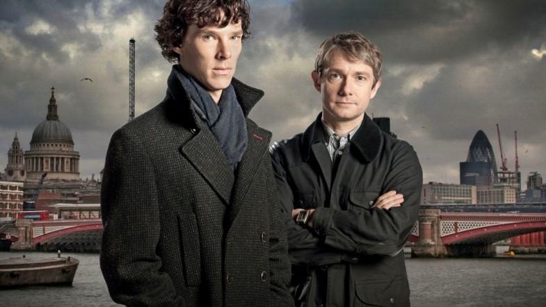 Sherlock: 360° video of London filming locations