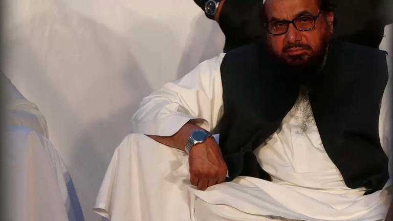 Hafiz Saeed: Alleged mastermind behind 26/11 Mumbai terror attacks under house arrest