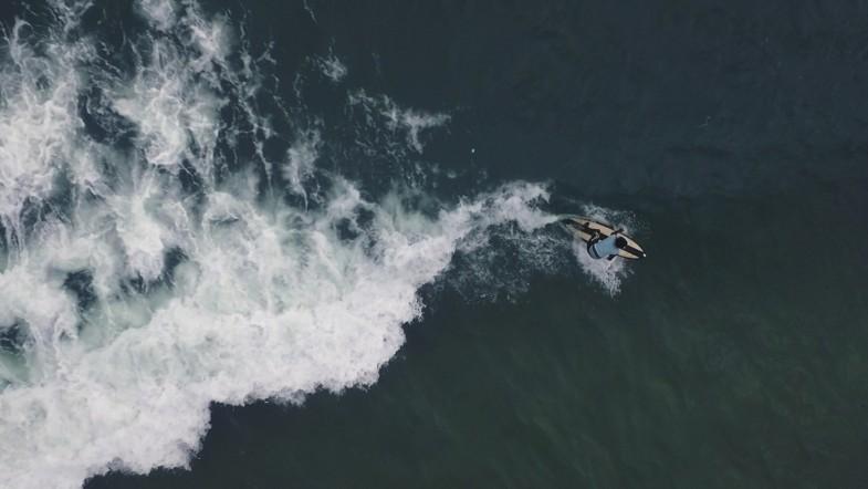 Meet Sierra Leones only female surfer