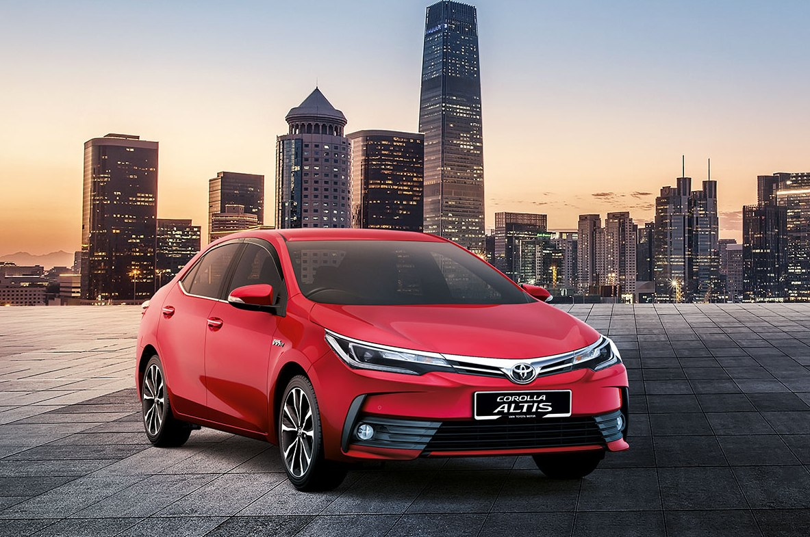 New Toyota Corolla Altis To Be Launched In India In March