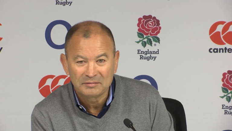 Eddie Jones warns England players not to be complacent like Arsenal
