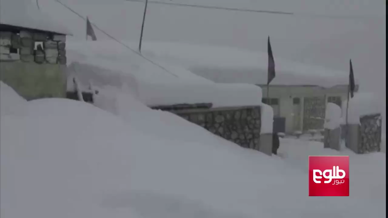 Avalanches kill more than 100 in Afghanistan and Pakistan