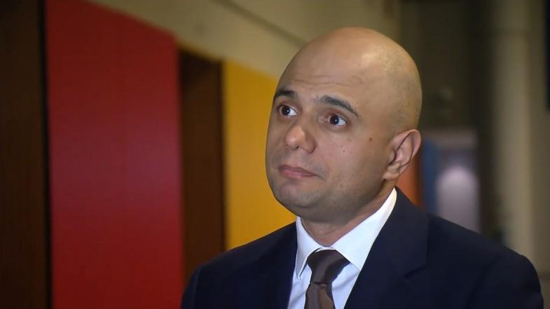 Sajid Javid says John Bercow does not speak for the Government after Donald Trump comments