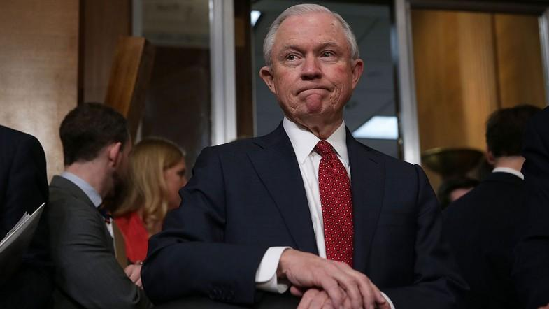 Jeff Sessions confirmed as Trumps Attorney General
