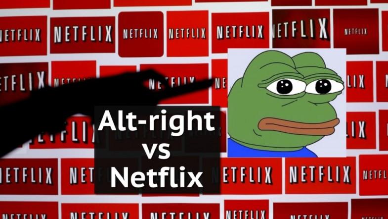 Alt-right vs Netflix: Why Donald Trump supporters are boycotting the streaming service