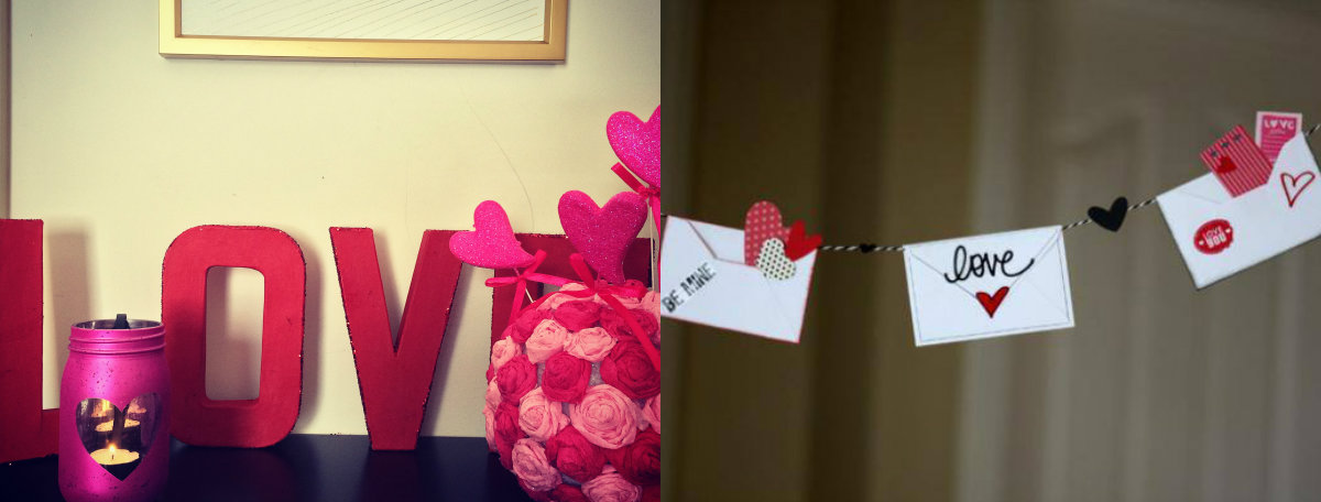 Valentines Day 2017 Creative DIY Home Decor Ideas To