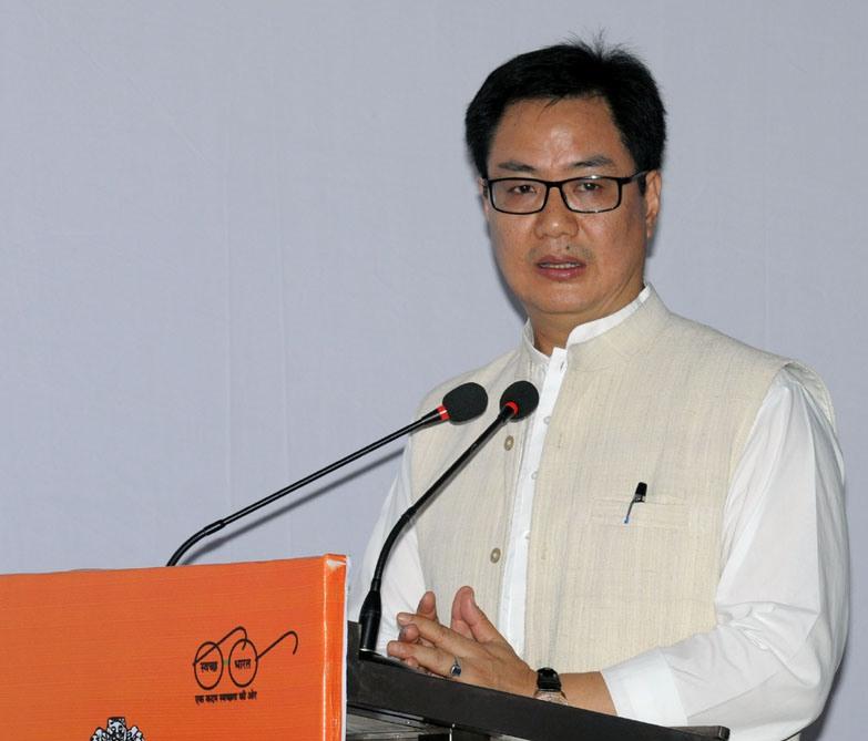 Il presidente dell'AICS esorta Kiren Rijiju a coinvolgere il procuratore generale nel caos di riconoscimento della NSF