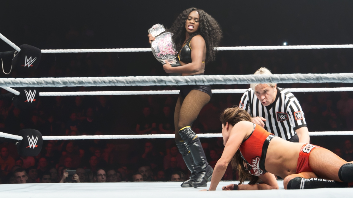 Naomi Wwe More Info About Elimination Chamber 2017 Star