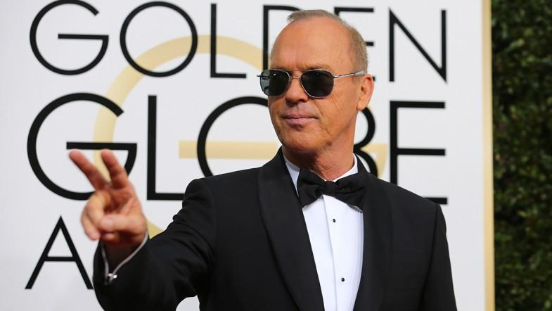 Michael Keaton on playing villains and Spider-Man: Homecoming