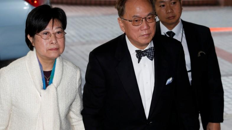 Highest-ranking ex-official Donald Tsang jailed for 20 months