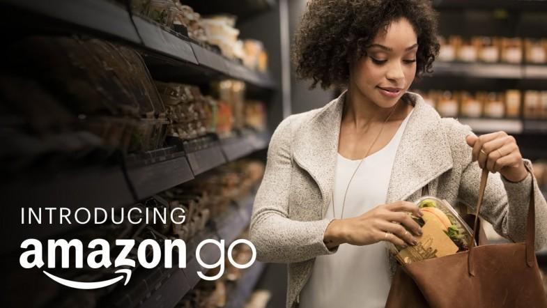 Amazon Go: Tech giant unveils checkout-free stores