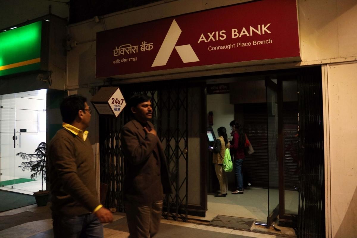 axis bank ceo shikha sharma uses interesting analogy to