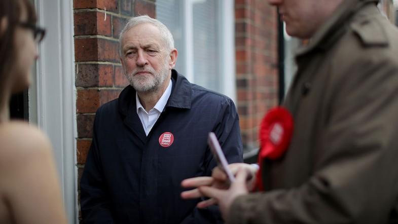 Jeremy Corbyn wont step down as Labour leader despite Copeland dissappointment