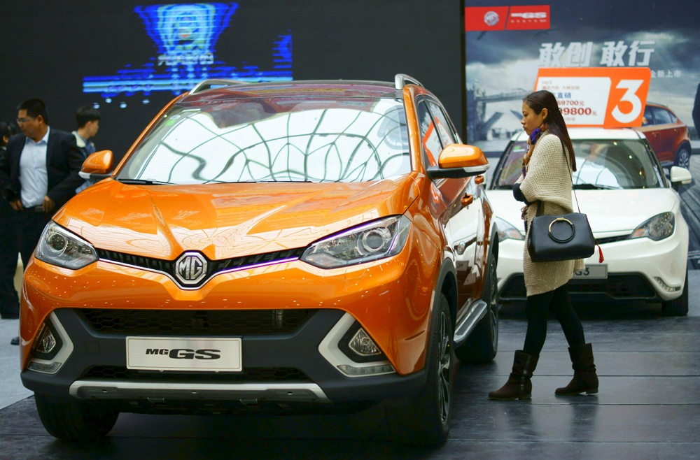 SAIC to become 1st Chinese carmaker to enter India; to ...