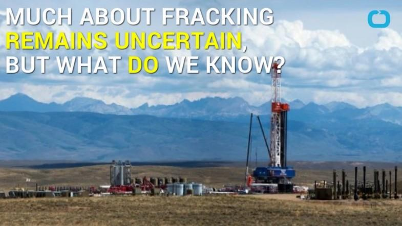 What is fracking and how does it affect the environment?