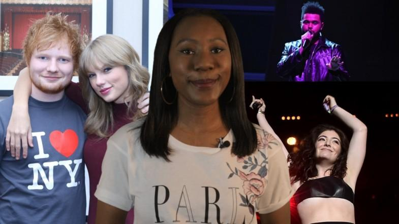 Music Minute: Ed Sheeran and Taylor Swift to collaborate, Lorde releases new music