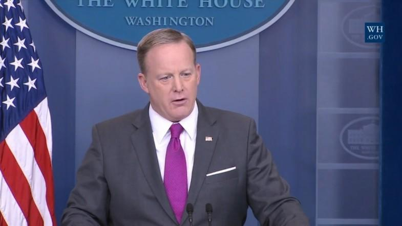 Sean Spicer: Administration open to all input and ideas regarding healthcare plan