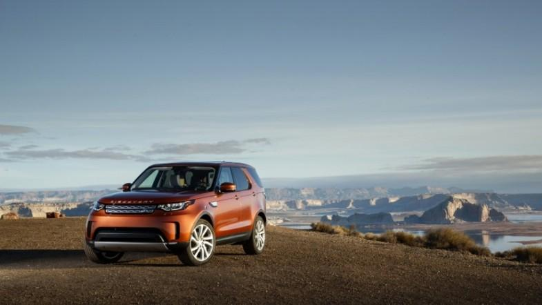 Land Rover Discovery (2017) review