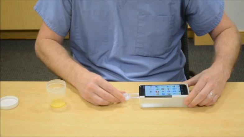 You can now check your own fertility with a semen analysing smartphone app