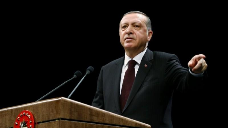 Turkeys President Erdogan calls on Europe to 'respect human rights and democracy'