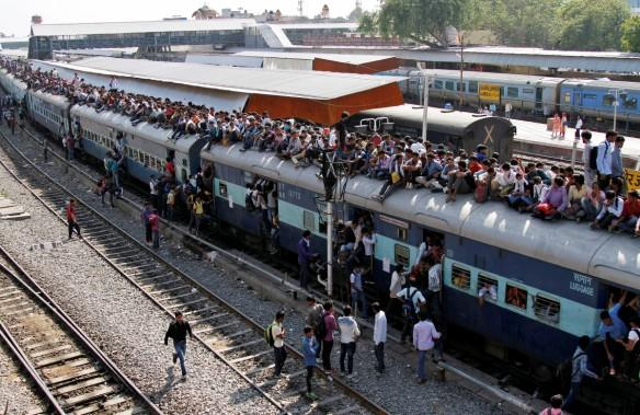 indian railways, railway passenger revenues, indian railways 2017 earnings, railway freight earnings, suresh prabhu