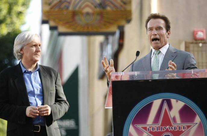 Arnold Schwarzenegger & James Cameron