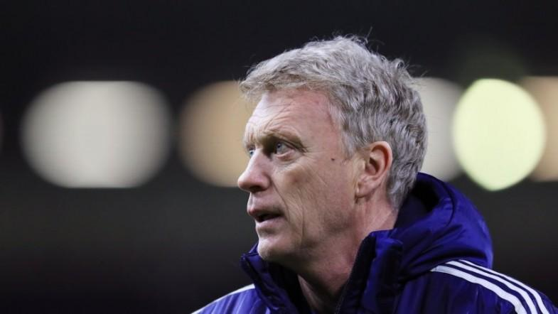 David Moyes surprised by reaction to altercation with BBC journalist Vicki Sparks