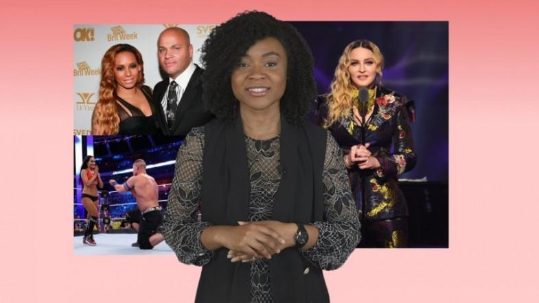 A-list insider: John Cena and Nikki Bella engaged, Mel Bs restraining order against her husband, Pepsigate
